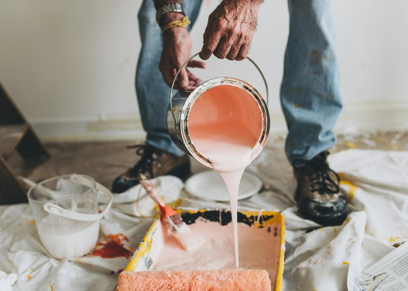 How to Find a Good House Painter!
